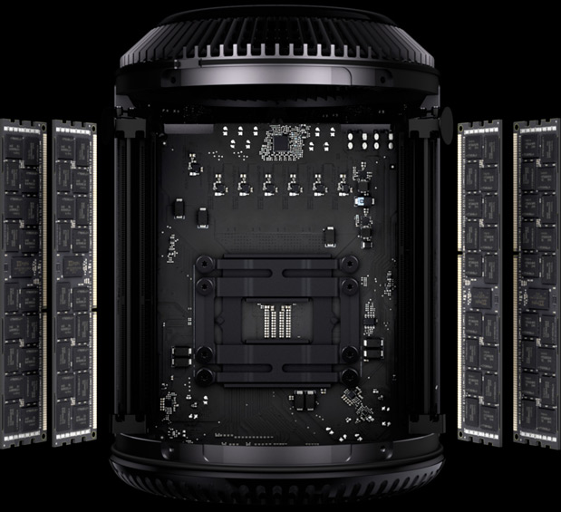 Apple Mac Pro Desktop - Memory